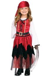 Детский костюм крошки Пиратки