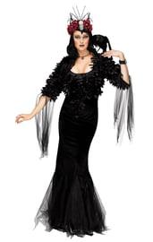 Взрослый костюм Черной ведьмы