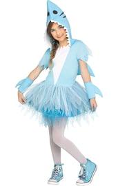 Детский костюм голубой Акулы