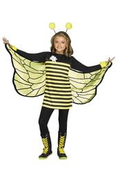 Детский костюм полосатой Пчелы