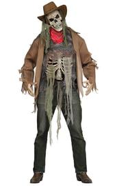 Взрослый костюм мертвого ковбоя