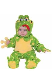 Костюм лягушонка для малыша