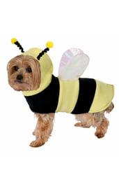 Костюм пчелки для собаки
