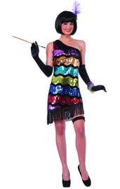 Платье девушки из двадцатых