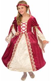 Детский костюм английской принцессы