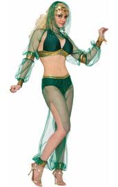 Взрослый костюм восточной красавицы