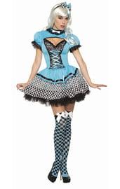 Взрослый костюм Алисы