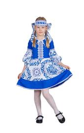 Детский народный костюм Гжель