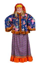 Взрослый костюм русской Дуняши