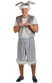 Взрослый костюм зайца
