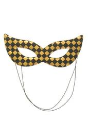 Карнавальная маска на резинке