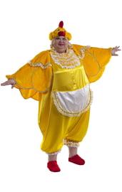 Взрослый костюм Курицы
