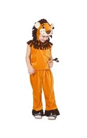 Детский костюм милого львенка