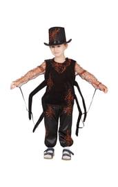 Детский костюм паучка в паутине