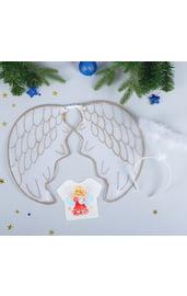 Карнавальный набор для девочек Ангелочек