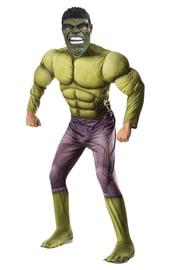 Взрослый костюм мускулистого Халка