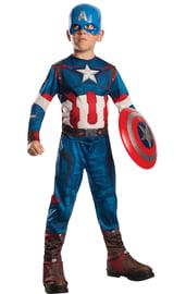 Детский костюм Капитана Америки Мстители