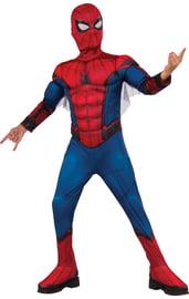 Детский костюм Спайдермена с мышцами