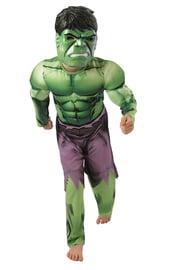 Детский костюм Халка из комикса