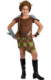 Детский костюм воинственной Фионы