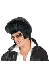Взрослый парик Элвиса Пресли