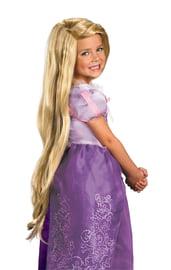 Детский парик принцессы Рапунцель