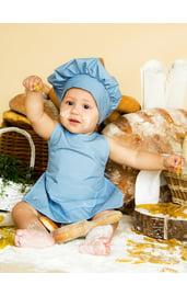 Костюм повара для малыша