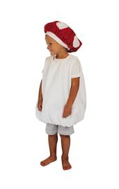 Детский костюм Грибочка Мухомора