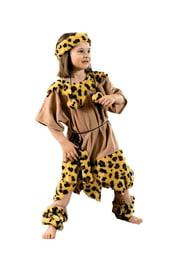 Детский костюм Первобытной девочки