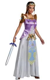 Костюм принцессы Зельды из видеоигры