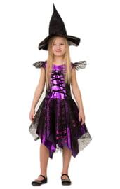 Карнавальный костюм Ведьмы детский