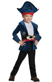 Детский костюм Капитана пиратов Джека