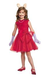 Детский костюм Мисс Пигги Маппет-шоу