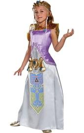 Детский костюм принцессы Зельды