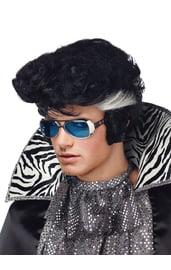 Парик Элвиса с сединой