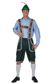 Баварский мужской костюм на Октоберфест