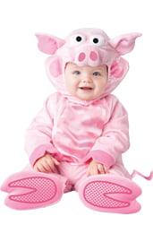 Костюм розовой свинки для малыша