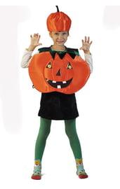 Детский костюм Тыквы для Хэллоуина