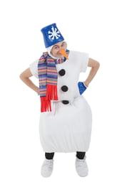 Костюм Снежного Снеговика