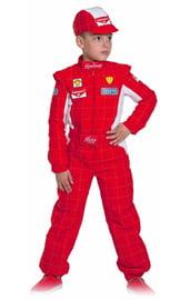 Детский костюм красного Гонщика