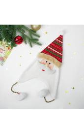 Карнавальная шапка Дедушка Мороз