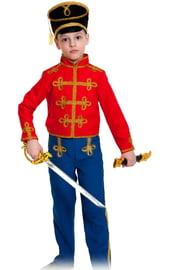 Карнавальный детский костюм гусара