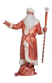 Парчовый костюм деда Мороза