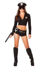 Костюм полицейской соблазнительницы