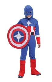 Костюм Капитана Америки для ребенка