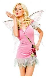 Розовый костюм милой феи