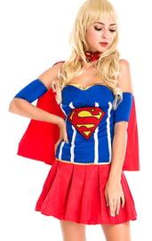 Костюм Девушки Супермена