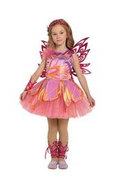 Детский костюм феи винкс Стеллы