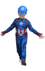 Костюм Капитана Америки детский