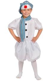 Костюм модного Снеговика детский